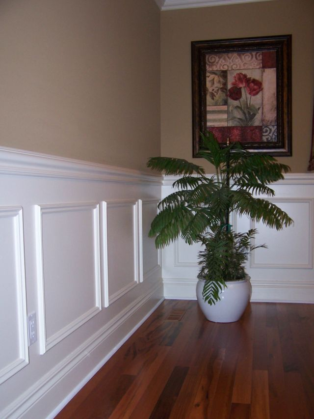 Wainscoting Ideas for Living Room
