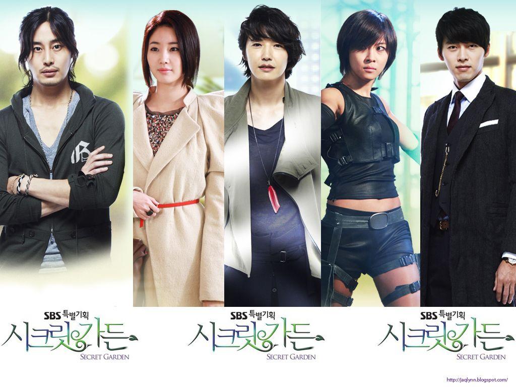"""Secret garden Korean Drama's My """"Stories"""