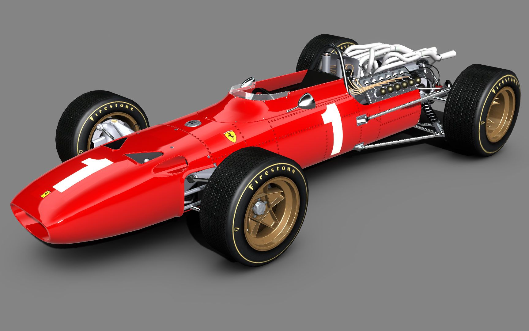 Test Drive Ferrari Racing Legends Vintage Race Car Photo 7