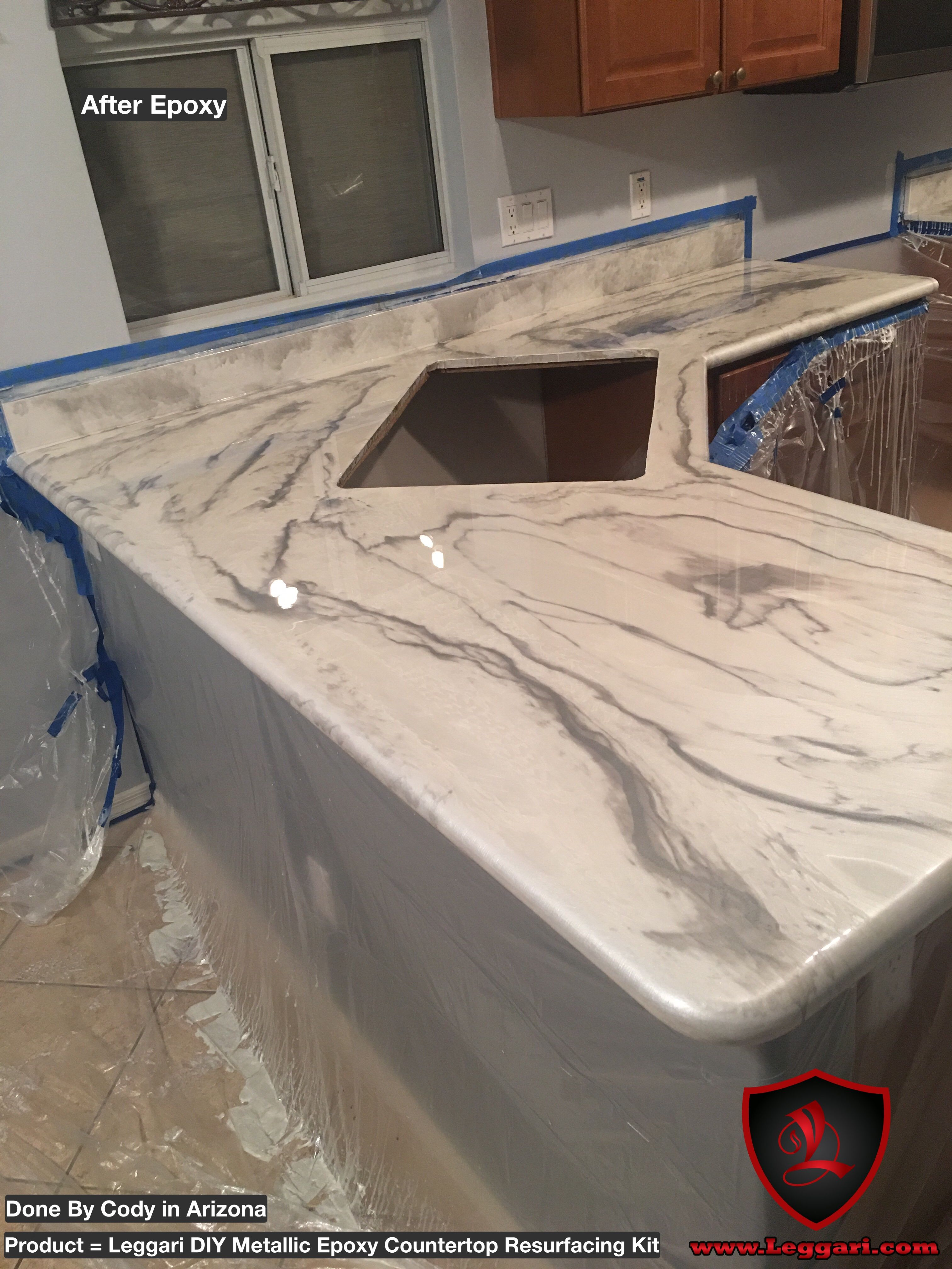 Photo Gallery Epoxy Countertops And Floors Pinteres