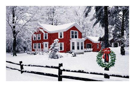 Beautiful Holiday Love Pinterest Red Houses Farm