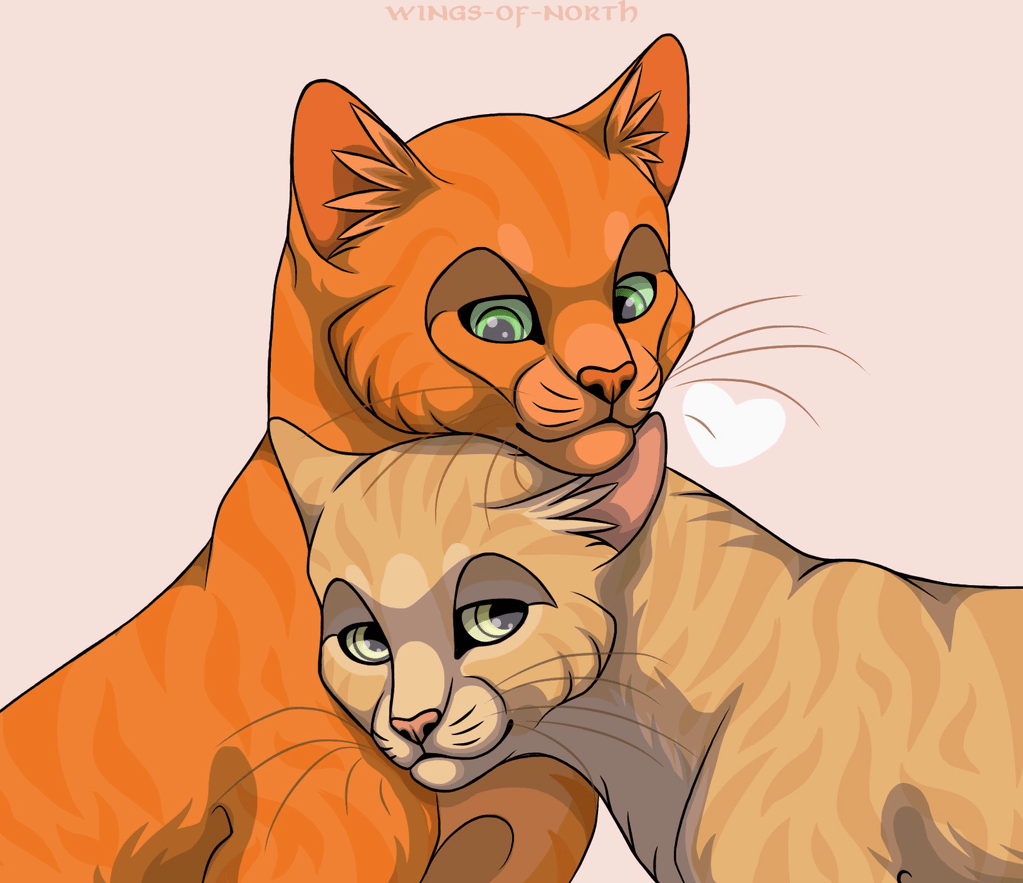 Firestar and Sandstorm by on