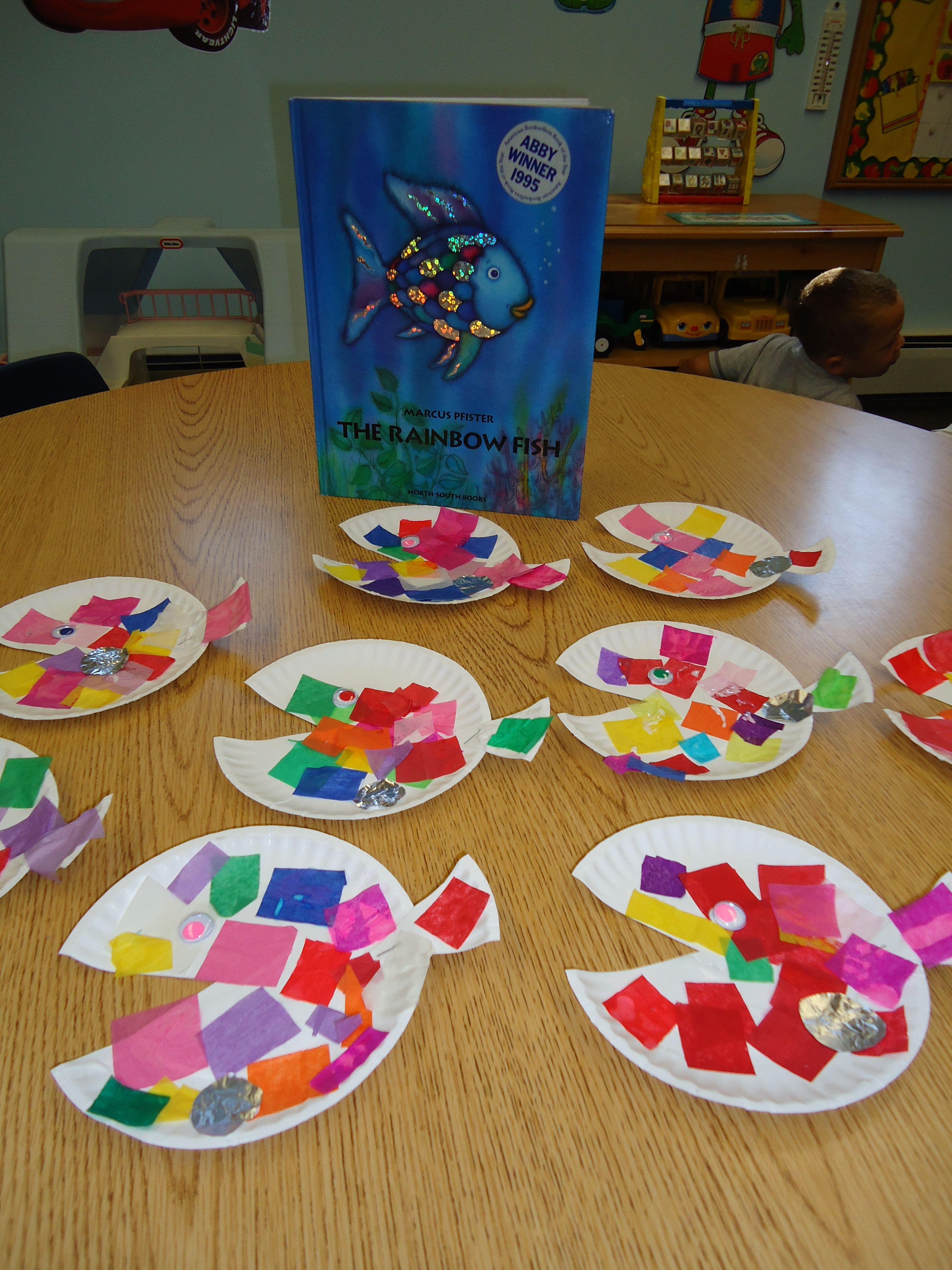 Squarehead Teachers Rainbow Fish Activities 2