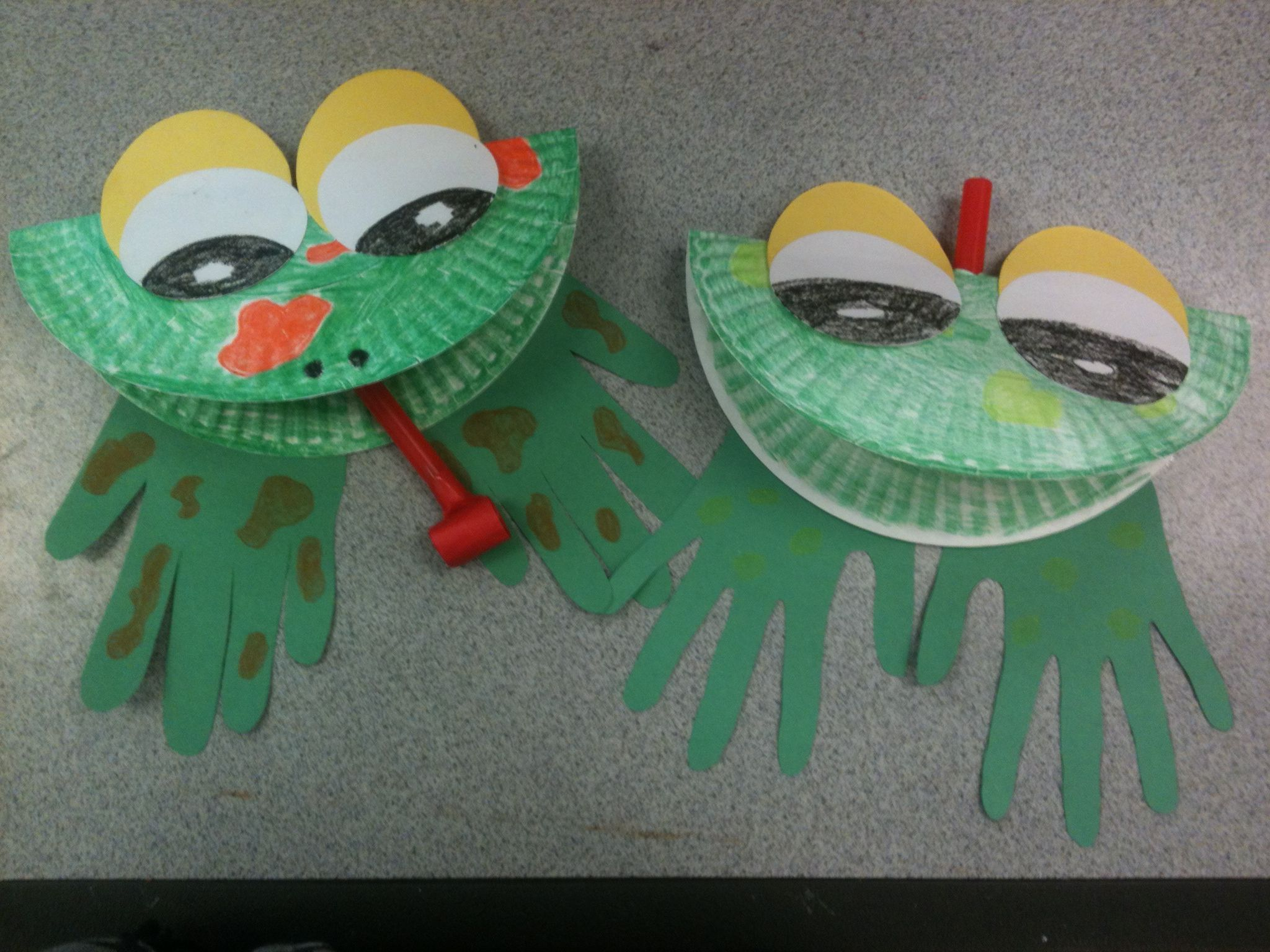 The 25 Best Frog Crafts Ideas