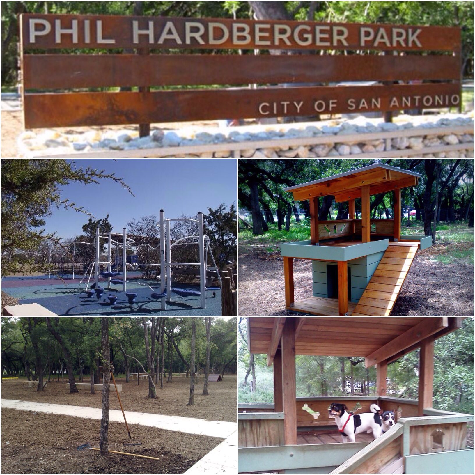Phil Hardberger Park. Family friendly park that includes