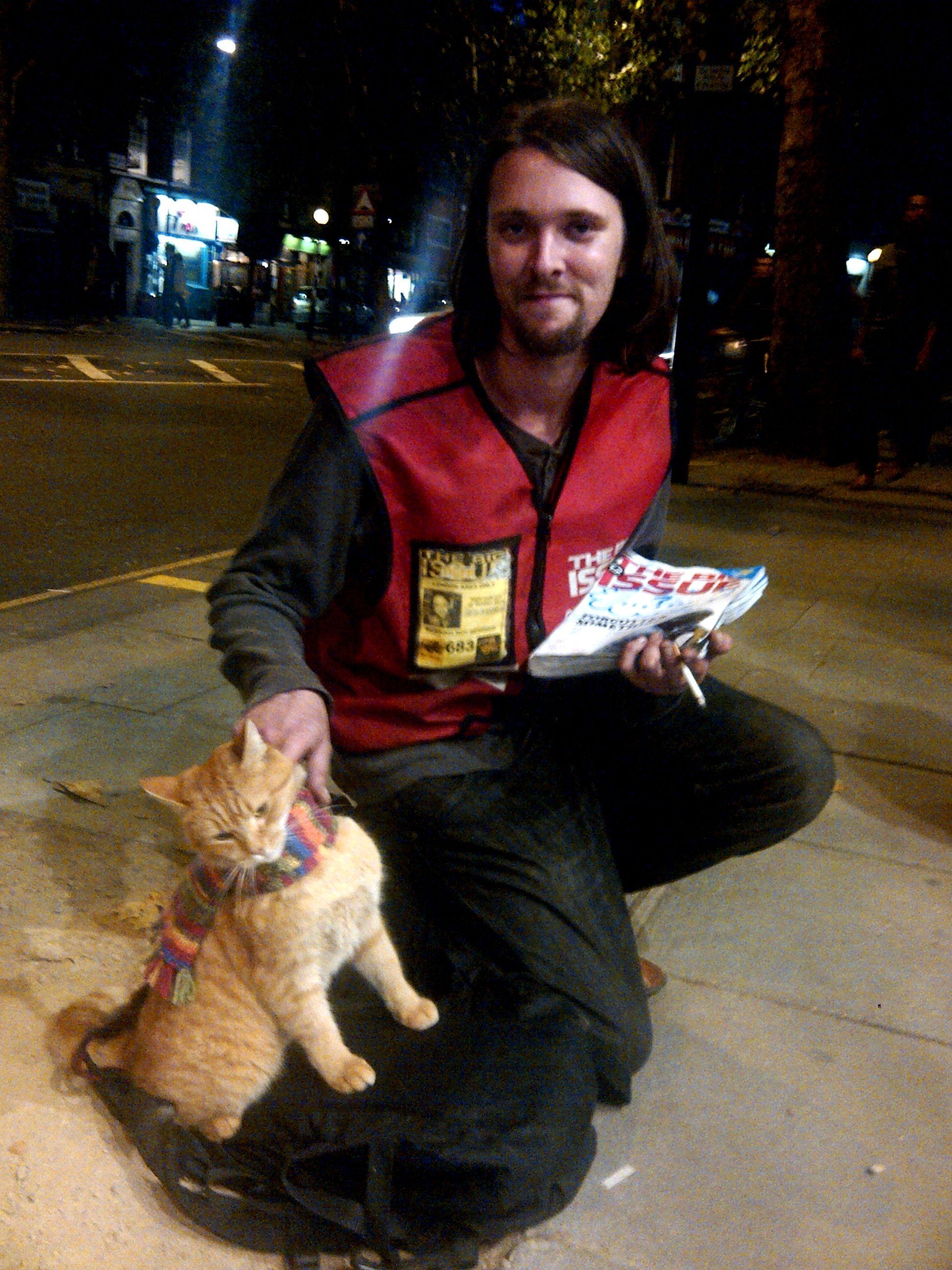 cat Bob and James Bowen Pesquisa Google CAT BOB E
