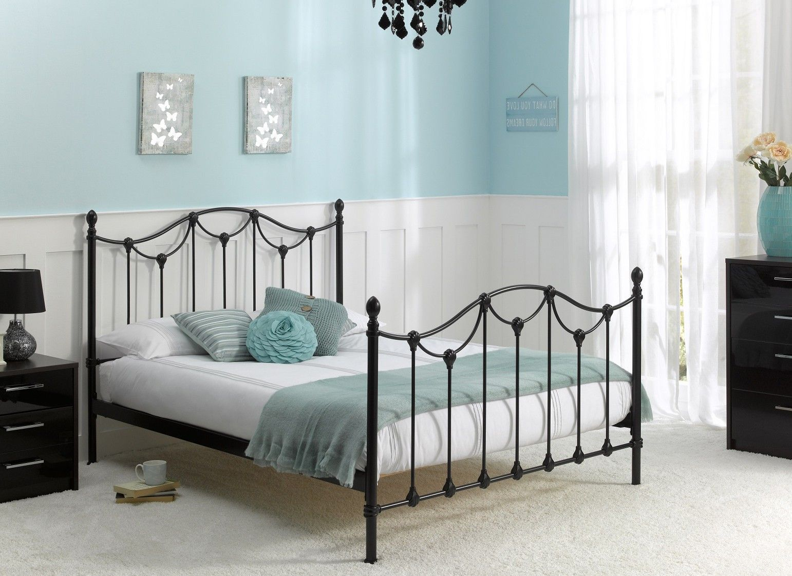 Discount Wrought Iron Beds