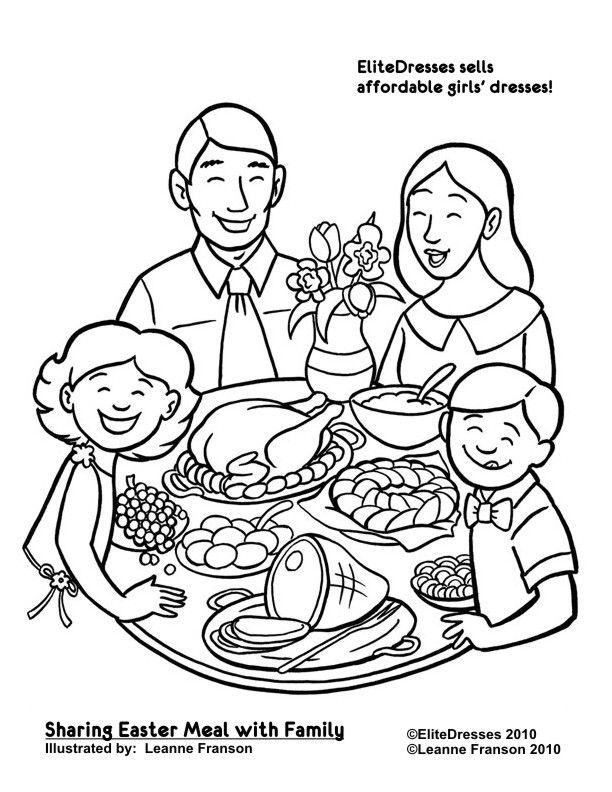 best restaurant coloring pages free  http