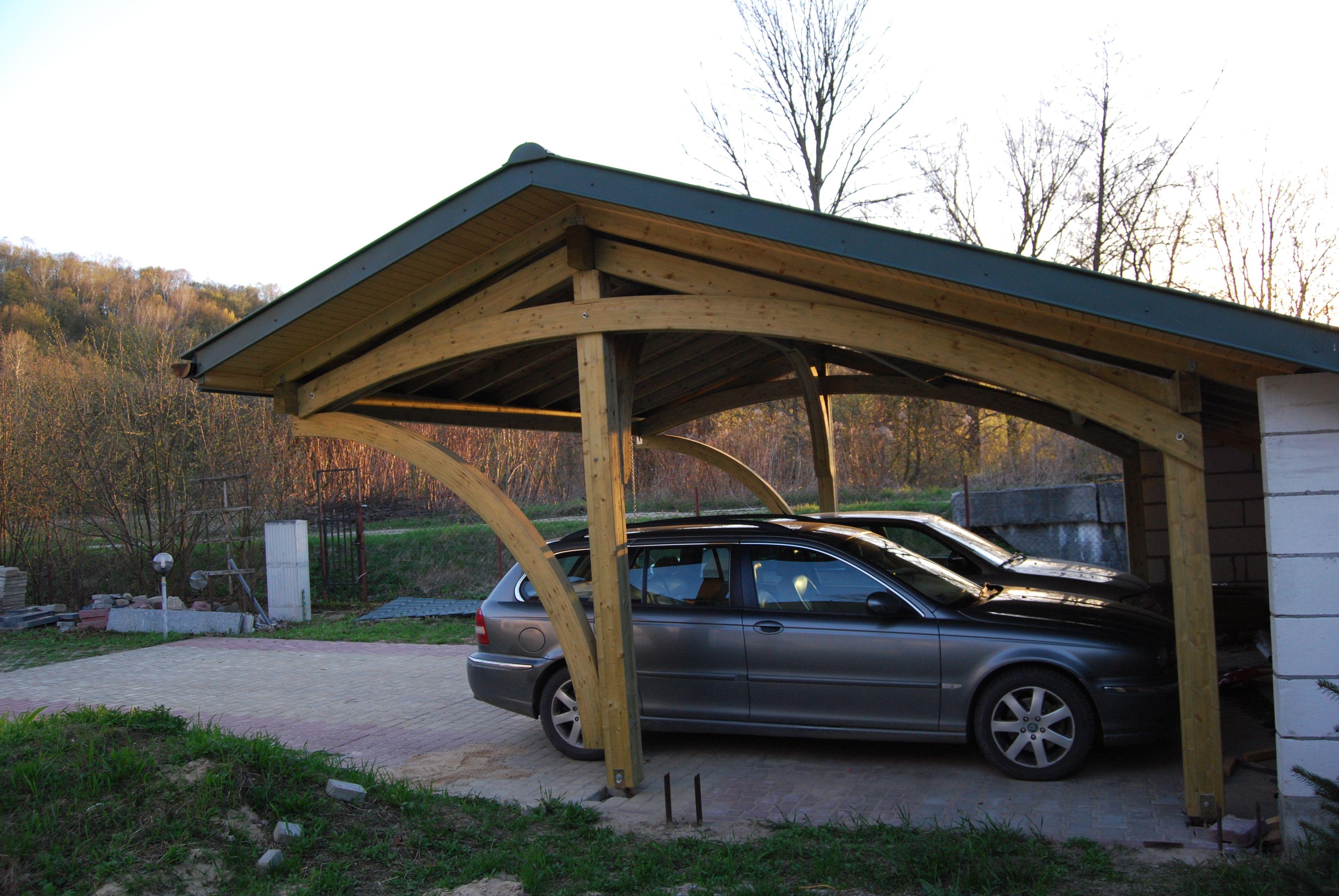 """Résultat de recherche d'images pour """"carport 2 voitures"""