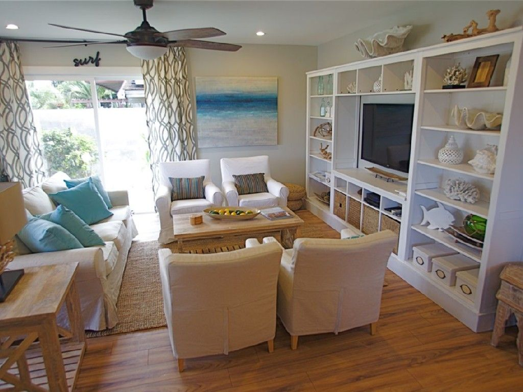 Beach Themed Living Rooms - Google Search