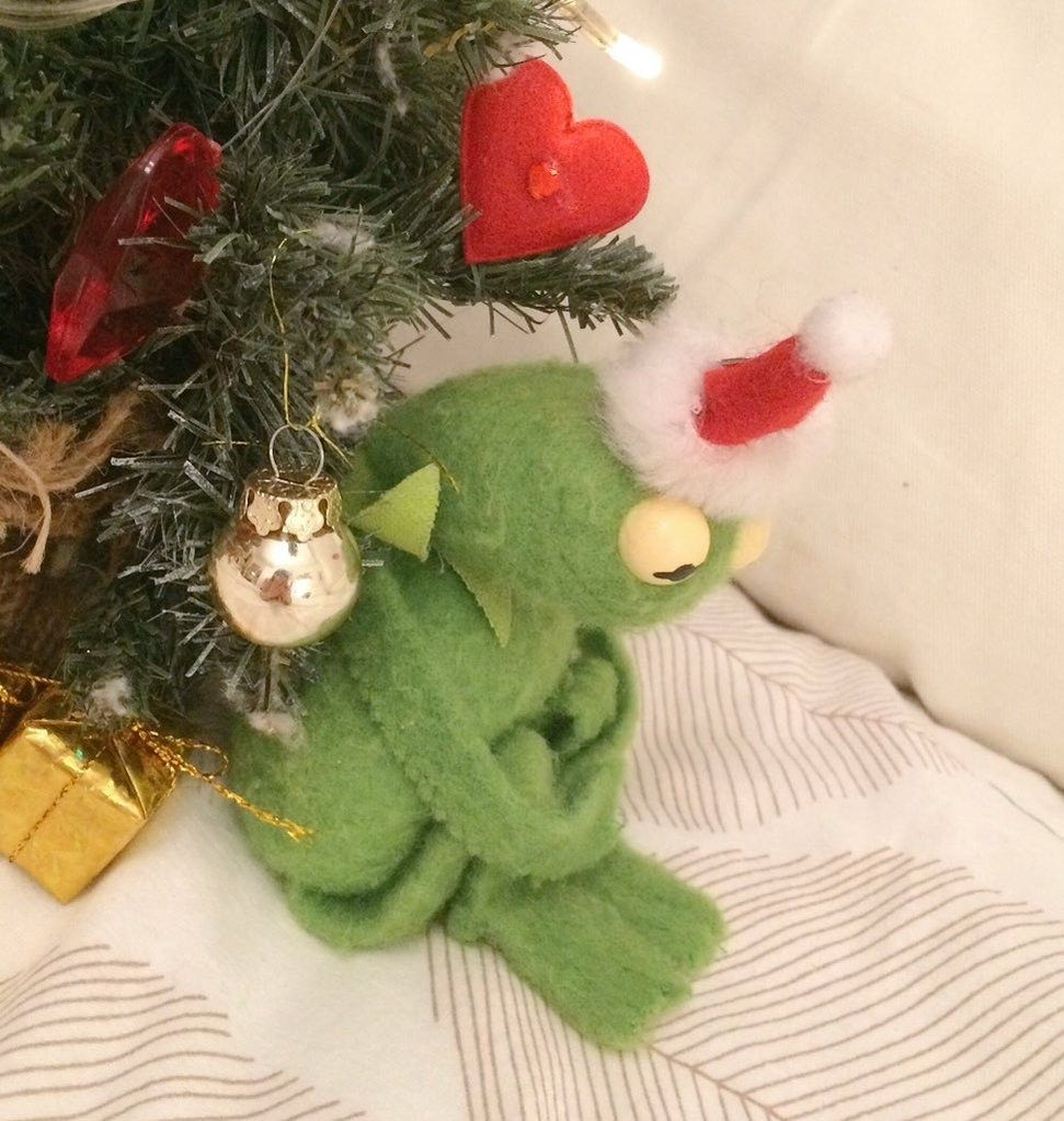 We Found The Creator Of The Sad Kermit Meme And She's Got