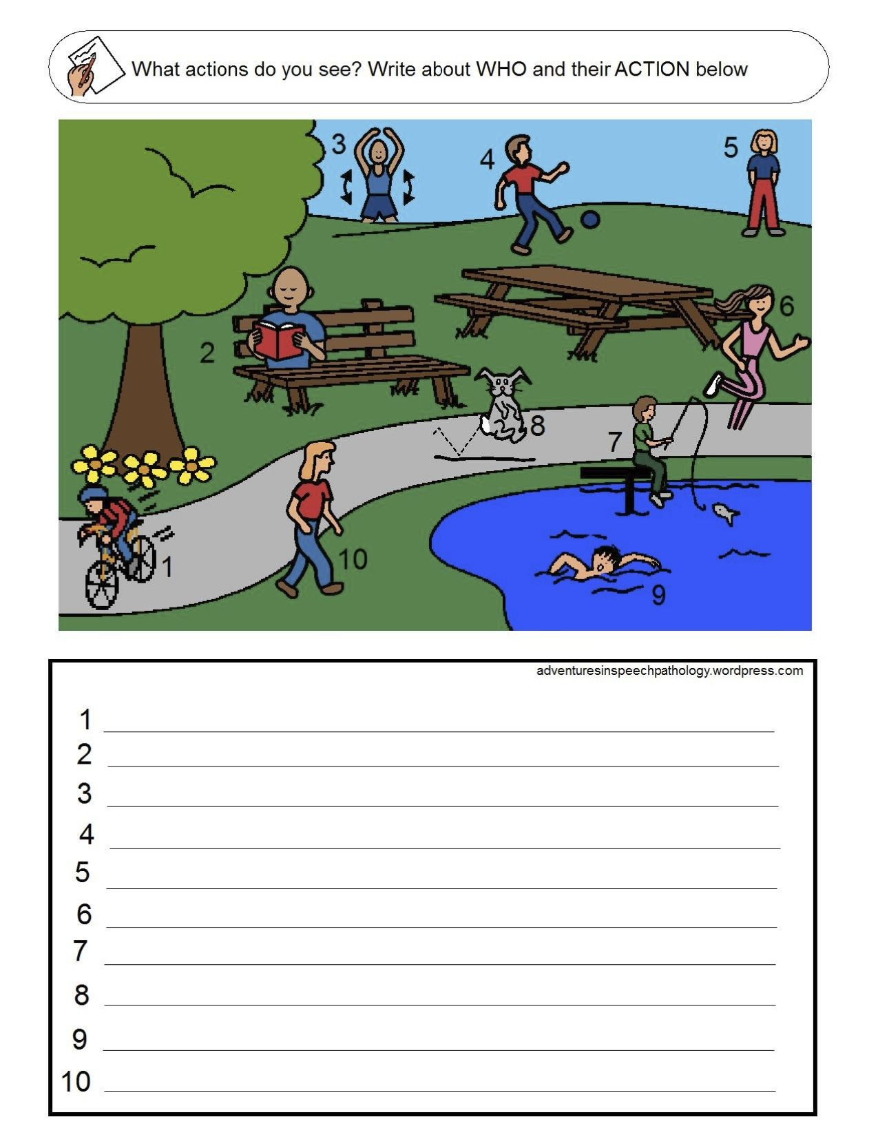 Subject Verb Worksheets Works On Simple Sentence Structure