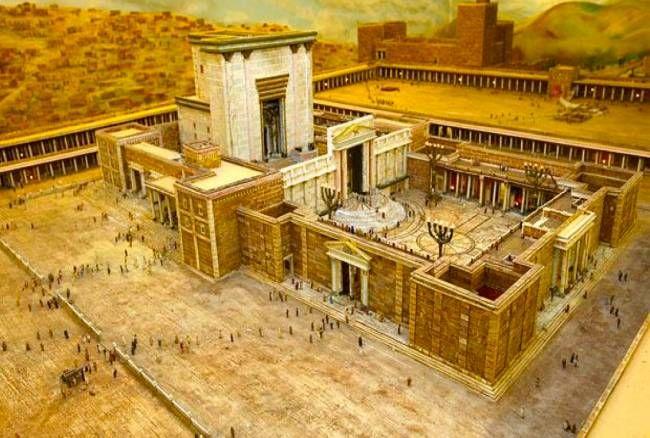 Храм царя Соломона | Тайные миры: