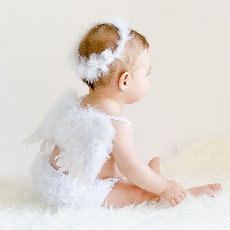 Disfraz De Ngel Disfraz Para Beb Angel Con Alas Y