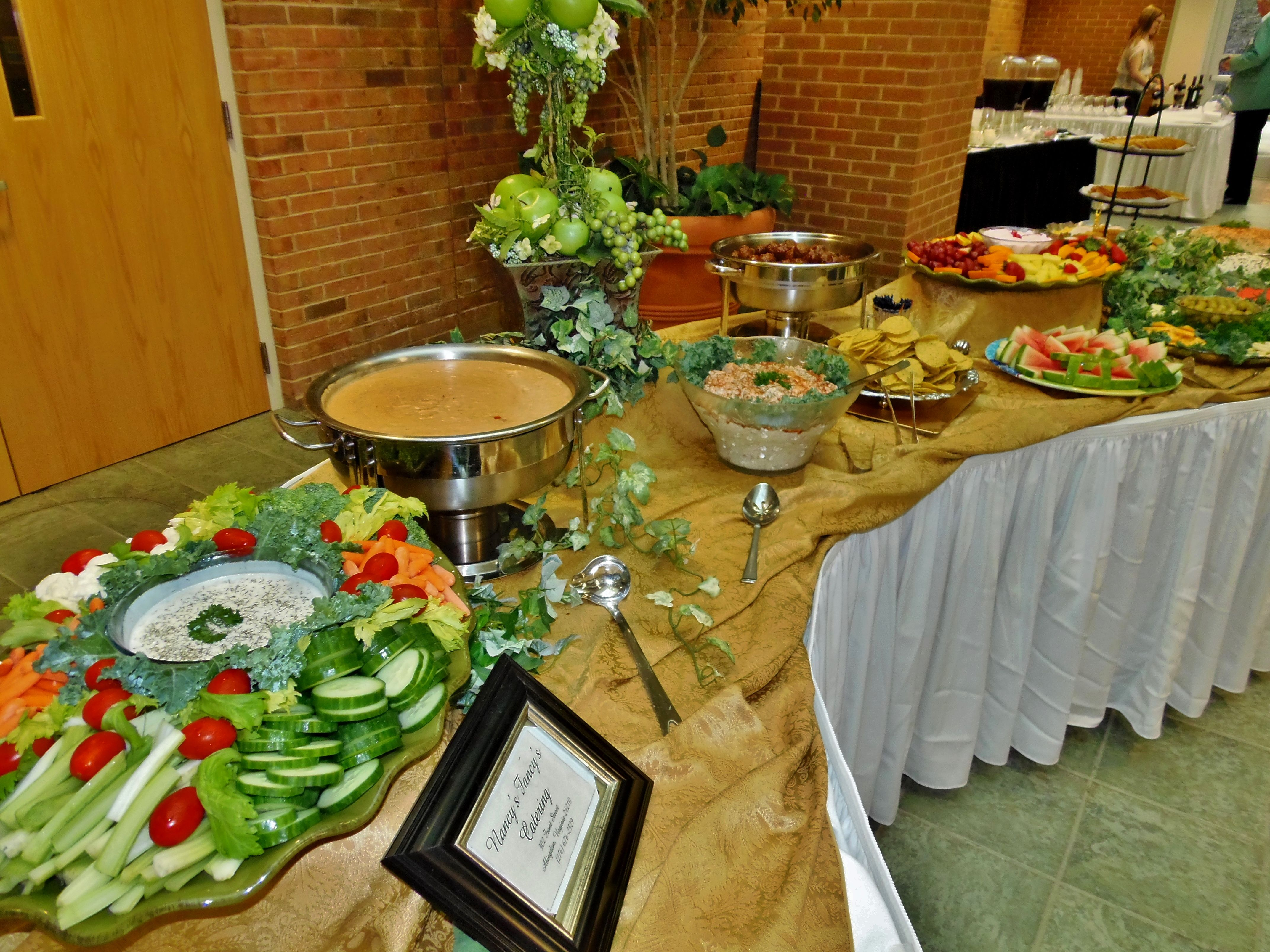 Finger food buffet Catering photo's Pinterest Food