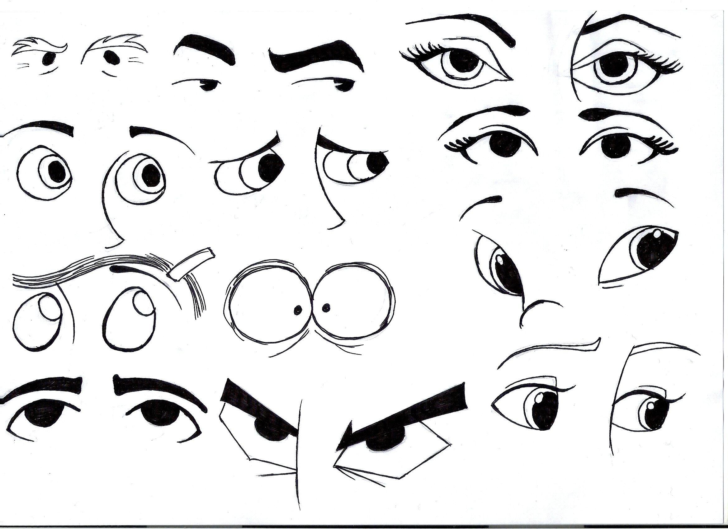 Fc03viantart Fs70 F 127 0 9 Cartoon Eye