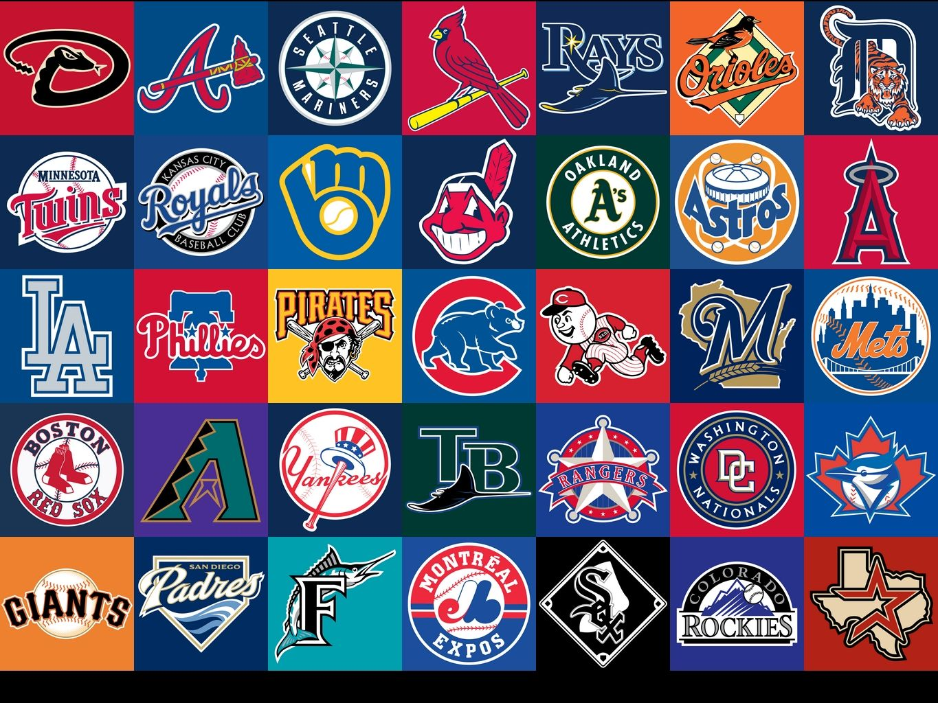 MAJOR LEAGUE BASEBALL TEAMS Sports Best of the Best