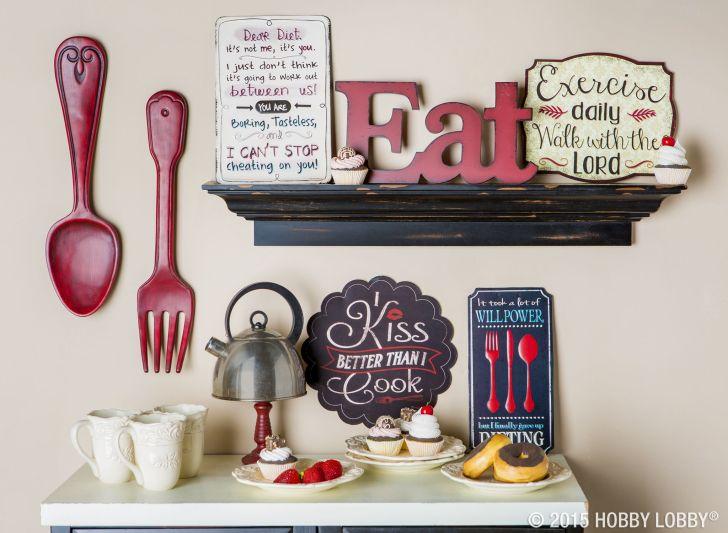 Blue Kitchen Decor Decorating Themes