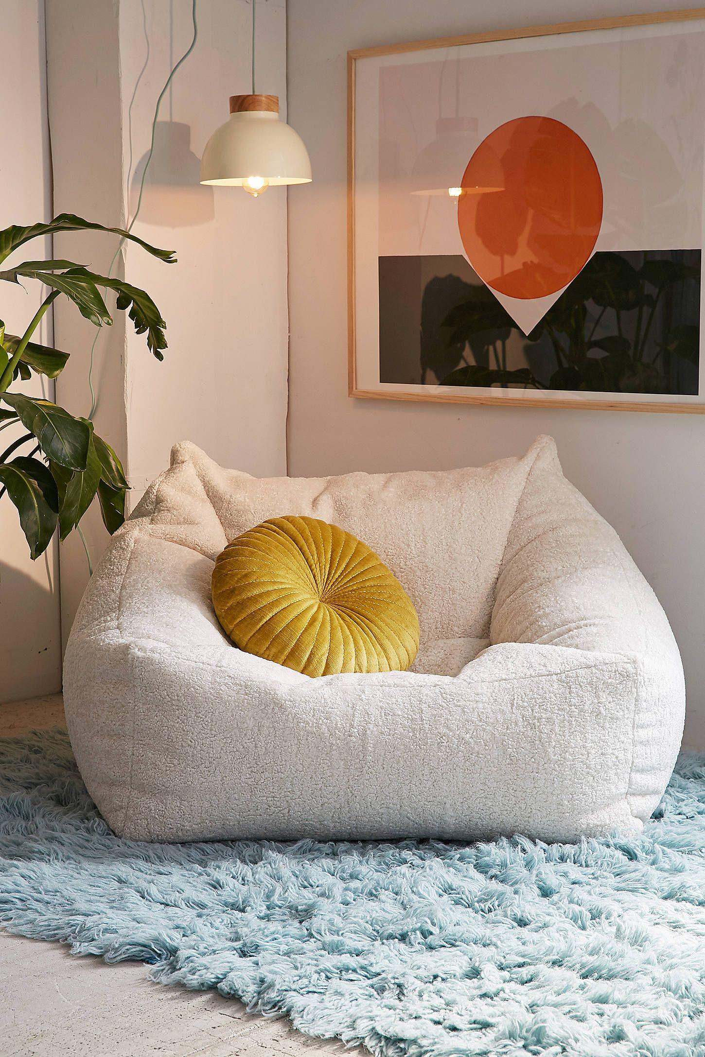 Cooper Faux Sheepskin Lounge Chair Latest styles, Urban