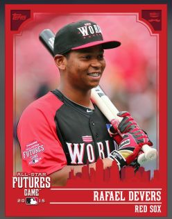 Image result for devers bosox picture