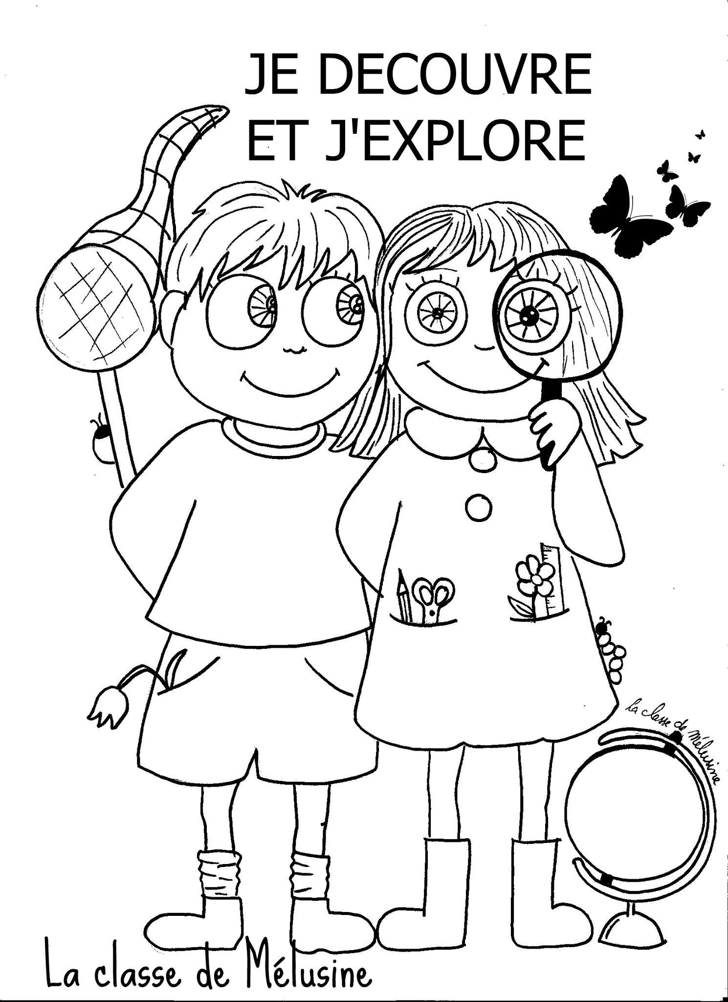 Illustration Decouverte Du Monde Melu