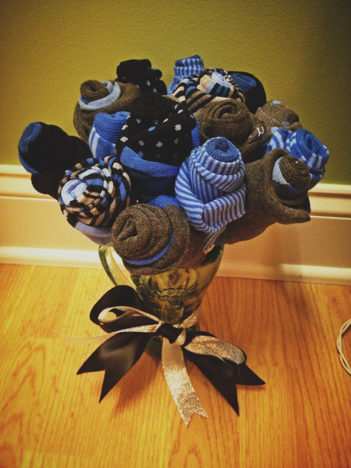 Mens Sock Bouquet Perfect For A Birthday Gift Sweetest