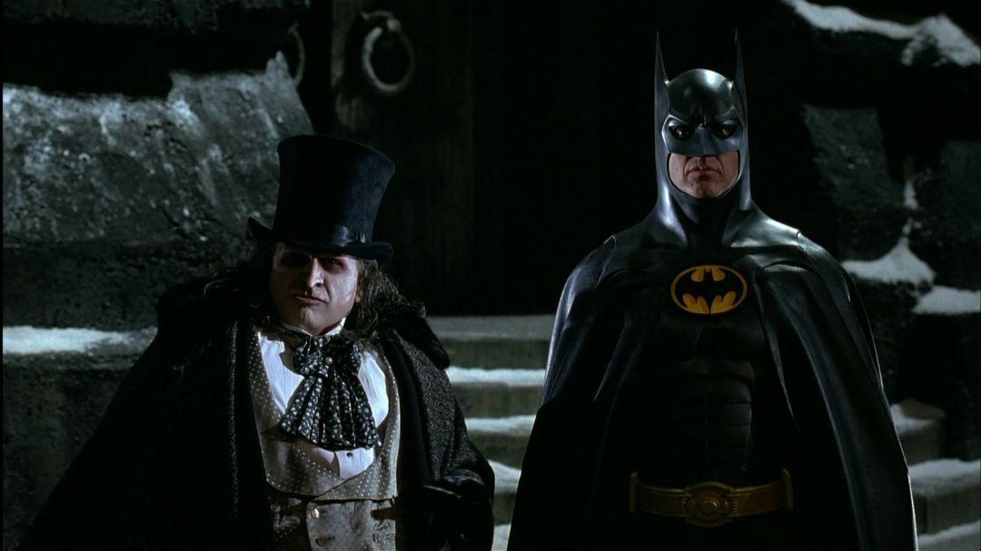 Resultado de imagem para batman returns 1992 film screenshots