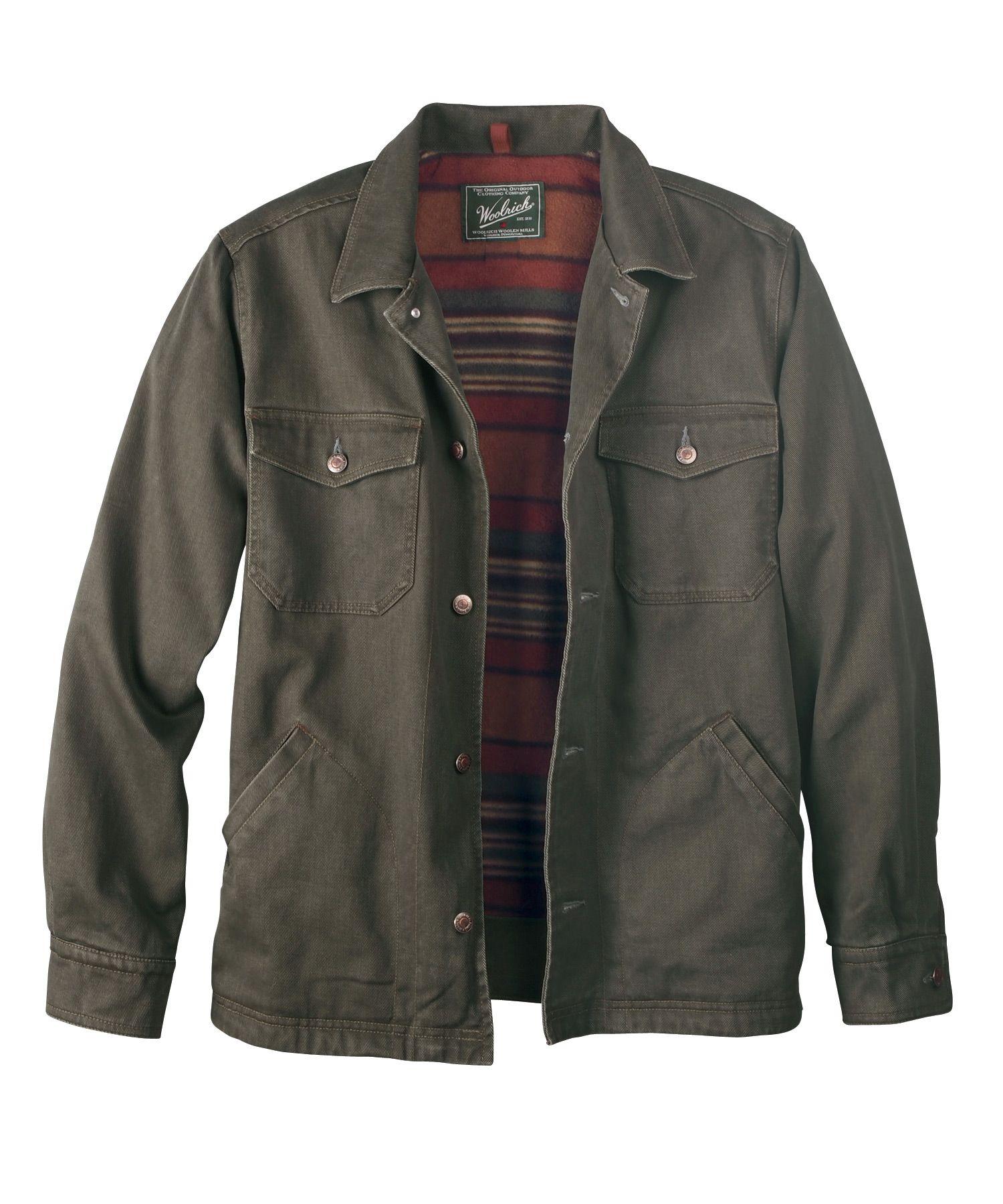 Men's Dorrington Shirt Jacket by WOOLRICH® The Original