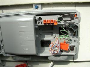 U Verse Phone Box Wiring Diagram | U verse | Pinterest | Free credit report, Credit report and