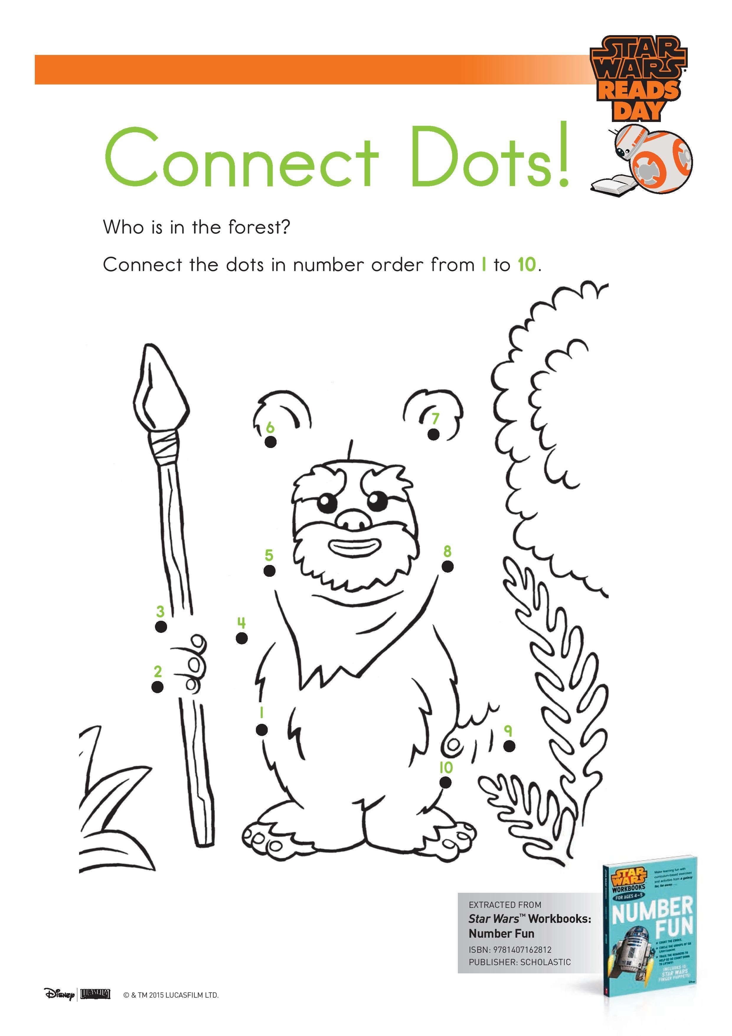 Stick Figure Preschool Worksheet
