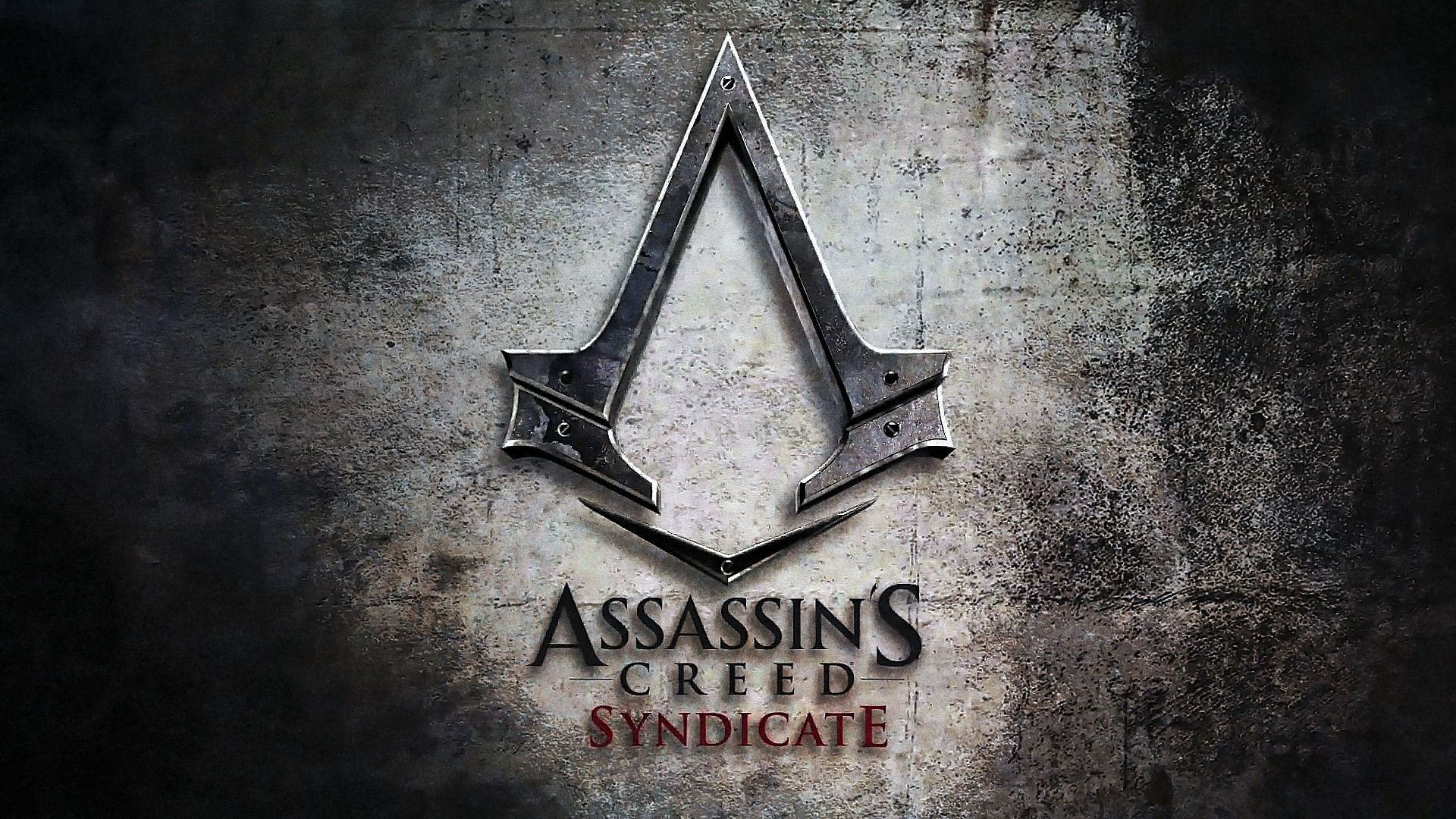 Assassins creed syndicate cool logo wallpaper hd. Gaming