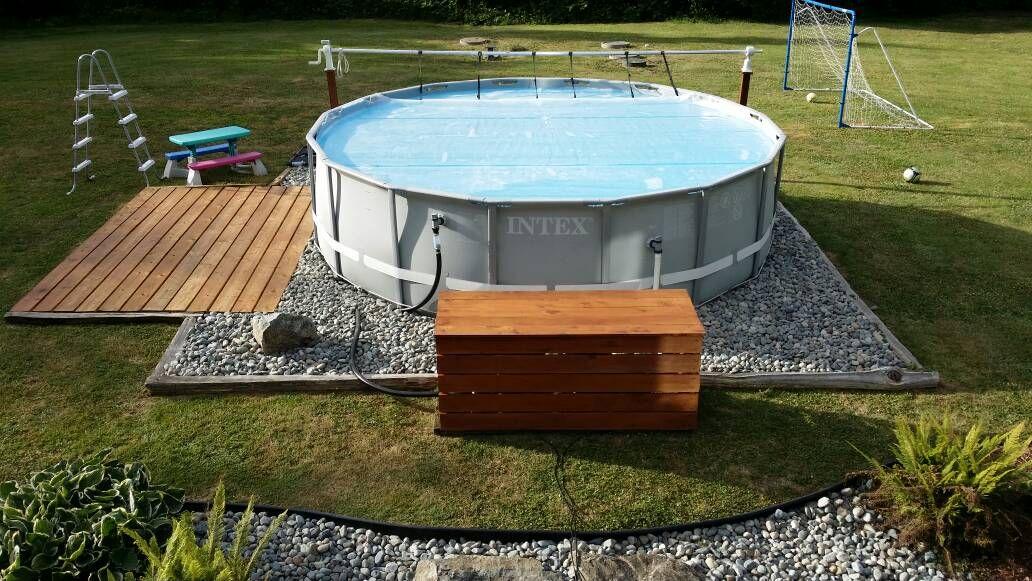 Trouble Free Pool … Pool Ideas Pinterest Free pool