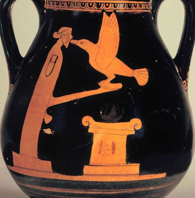 Image result for Ancient Greek Phallic vase