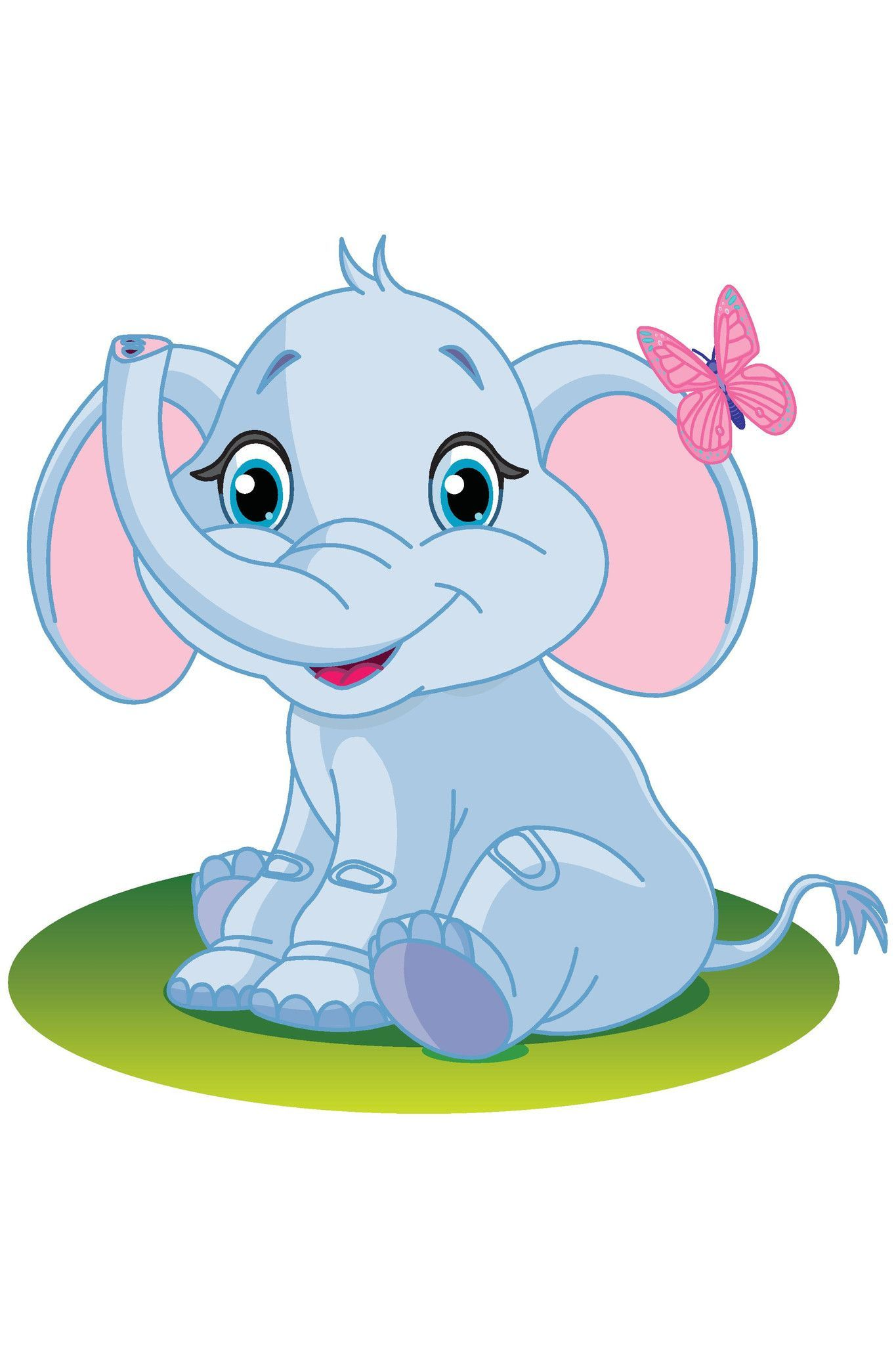 Elephant Accent Panels Child, Babies and Clip art