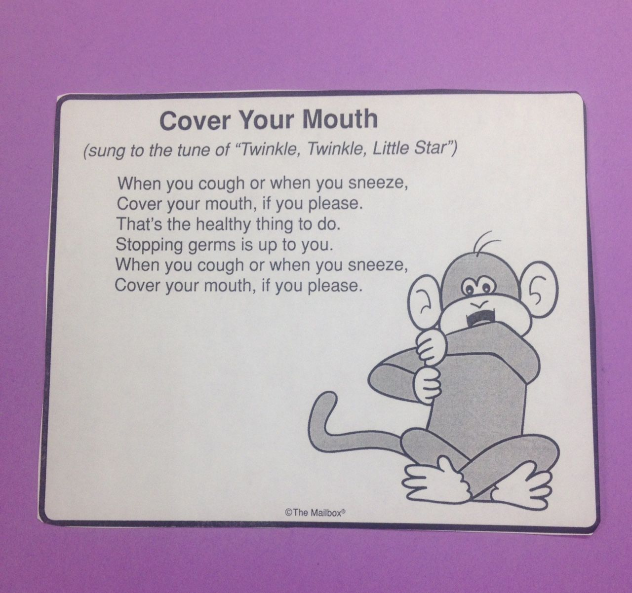 The Mailbox Has Lots Of Fun Songs And Activities For Promoting Good Hygiene