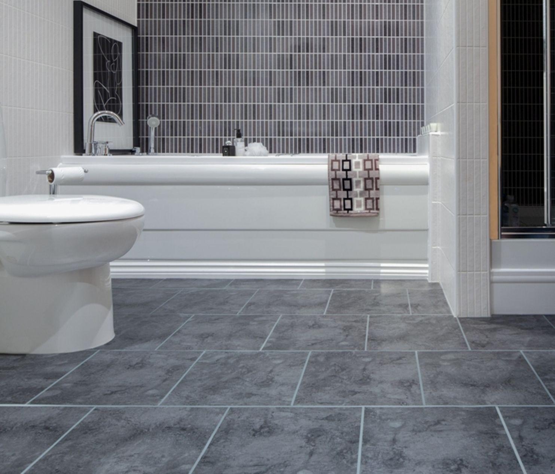 Gray Bathroom Tile Floor Grey Bathroom Floor Tiles for