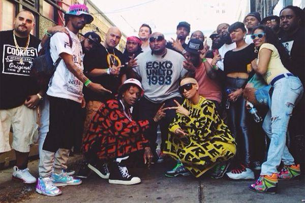 Wiz Khalifa Taylor Gang Neff
