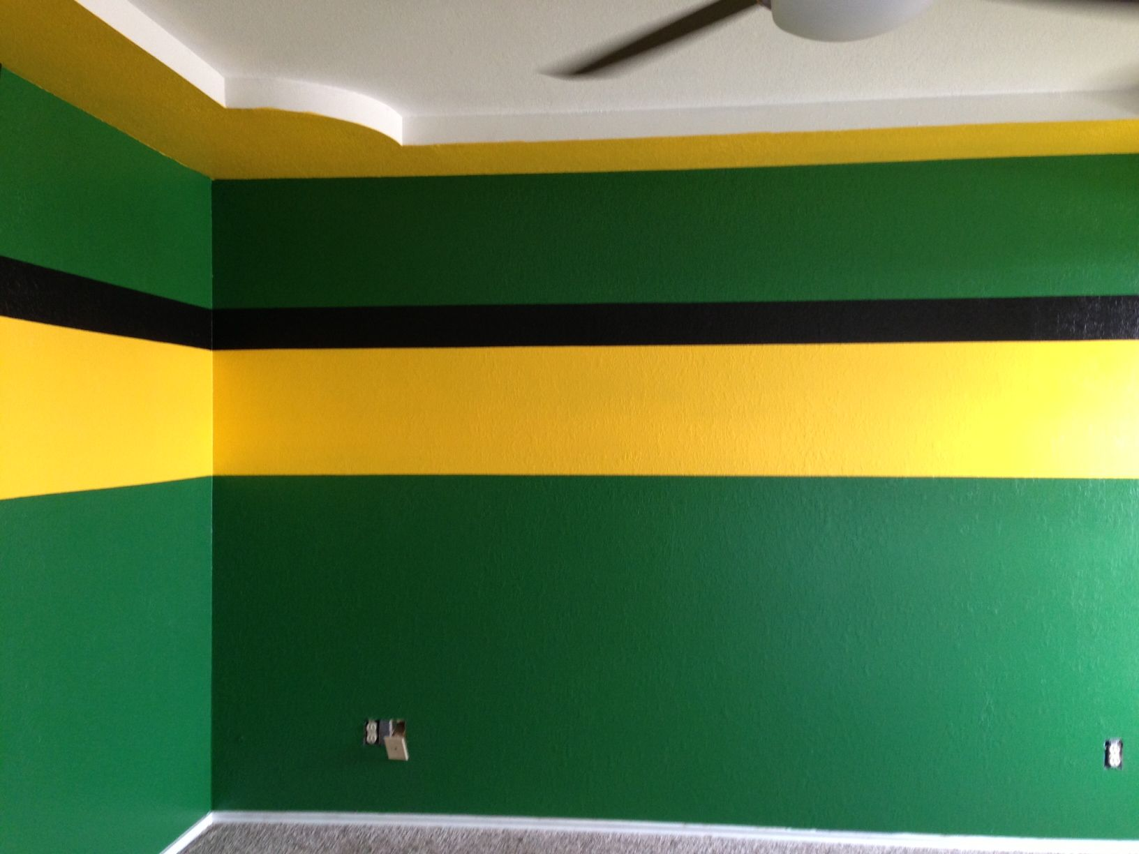 best colors for a john deere bedroom. | john deere bedroom