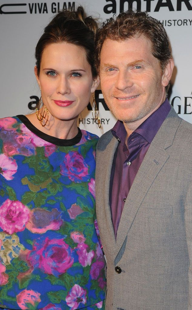 Bobby Flay and Stephanie March Separate After 10 Years
