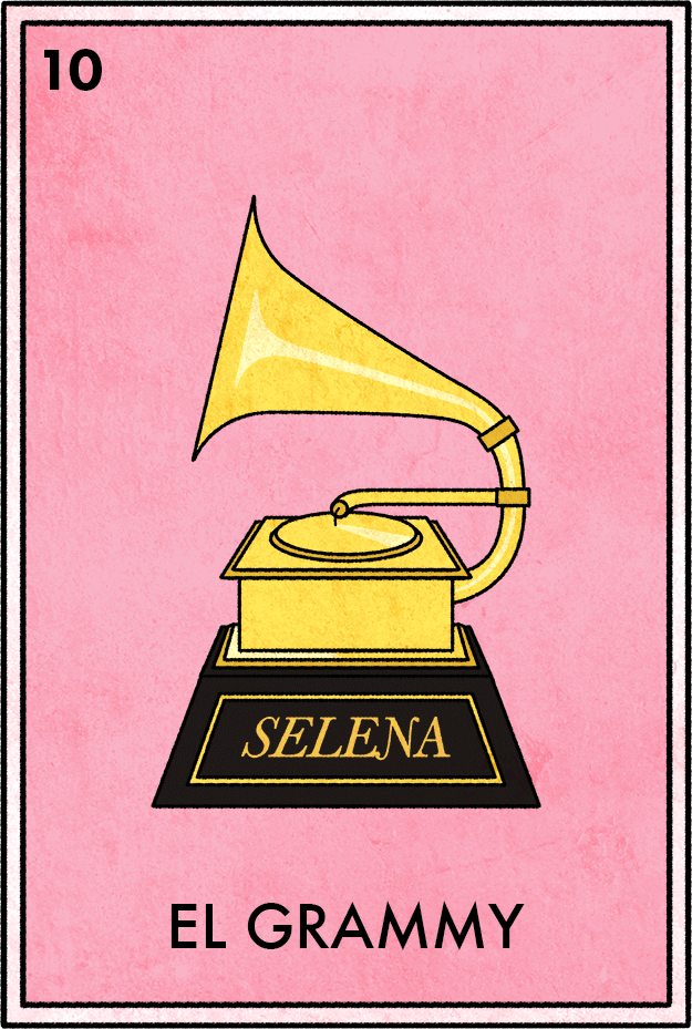 These SelenaThemed Lotería Cards Will Make You Smile