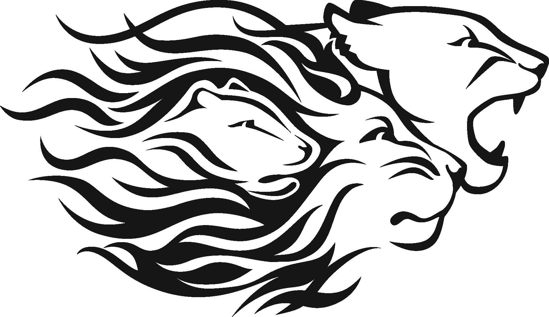 Pride Lions Bk