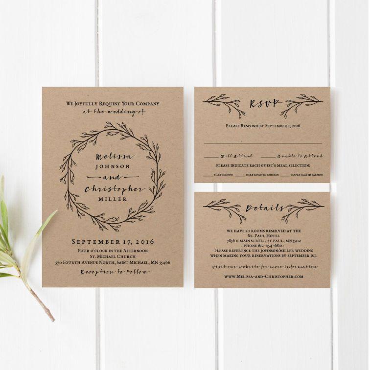 new blank wedding invitation paper wedding views