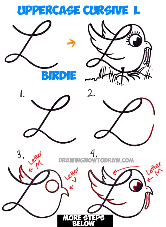 how to draw snoopy and woodstock easy