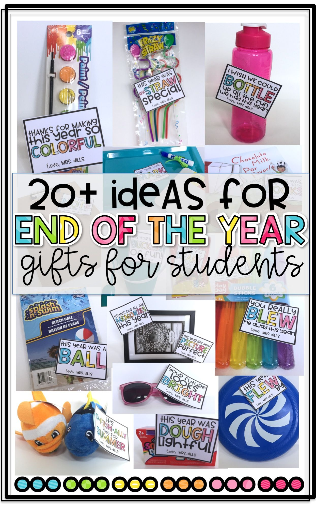20 Ideas For End Of The Year Ts For Students From