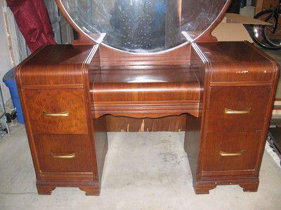 1940 s bedroom furniture value