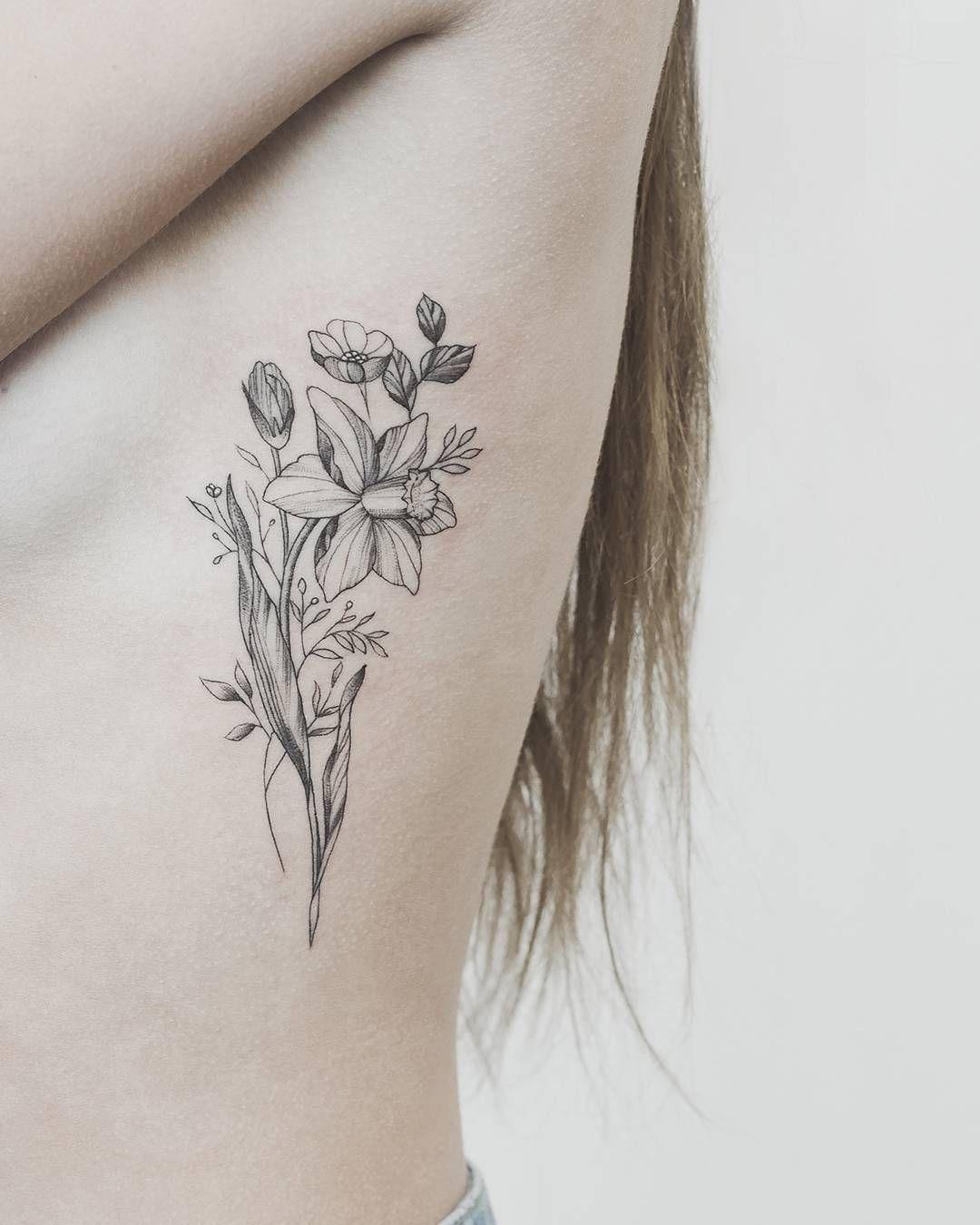 Daffodil for Ashley — Tattoos ON Women — Pinterest