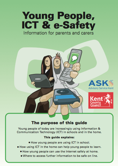 Young People, ICT & ESafety Leaflet Online Safety