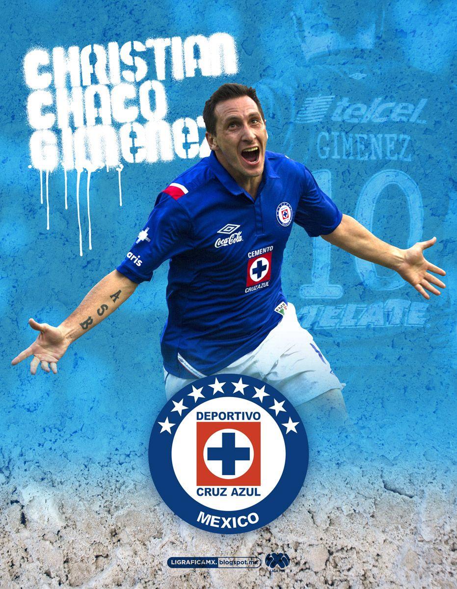 Chaco Giménez • Cruz Azul • LigraficaMX Cruz Azul