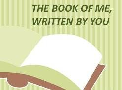 Image result for book of me