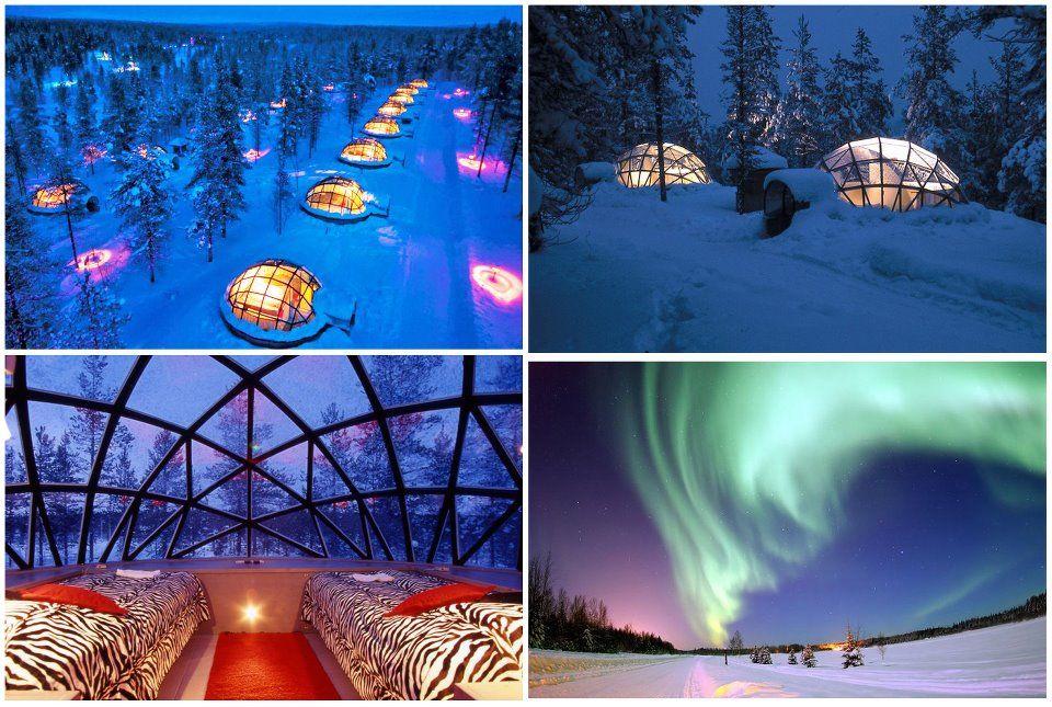Http Us Wow Com Image Q Glass Igloo Hotel Alaska Bucket List